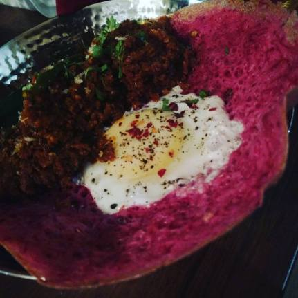 beetroot appam