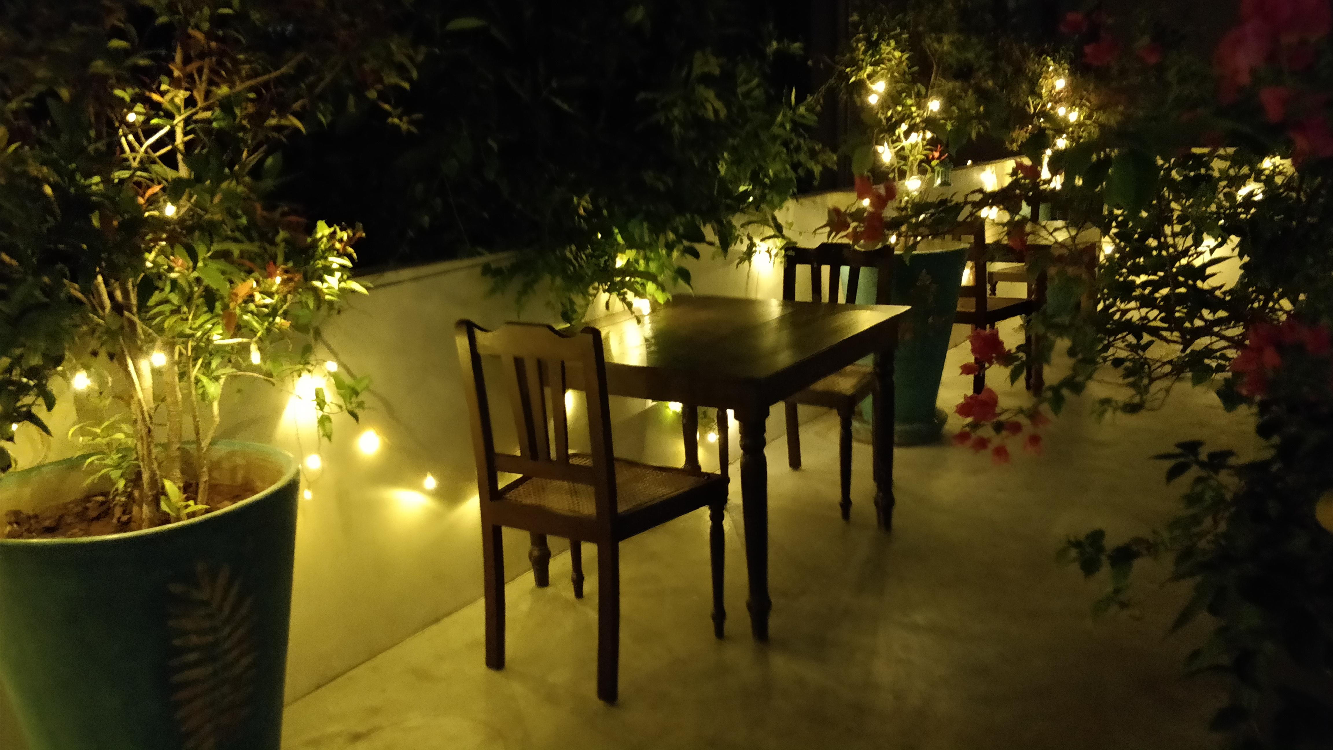 The French Door Cafe And Restaurant Coimbatore Yogitauchil